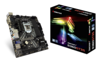 RACING B360GT3S motherboard for gaming