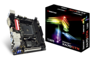 X470GTN AMD X470 gaming motherboard