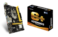 H310MHD3 Intel H310 gaming motherboard