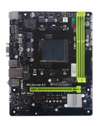 AA68MZ+Q3 AMD A68H gaming motherboard