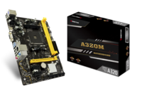 A320MH AMD A320 gaming motherboard