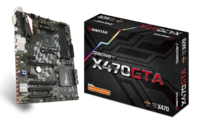 X470GTA AMD X470 gaming motherboard