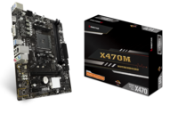 X470MH AMD X470 gaming motherboard