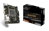X470NH AMD X470 gaming motherboard