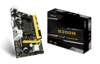 B350M AMD B350 gaming motherboard