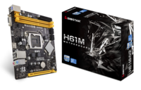 H61MHV2 Intel H61 gaming motherboard
