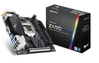 Z490GTN Intel Z490 gaming motherboard