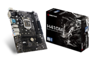 H410MHG Intel H410 gaming motherboard