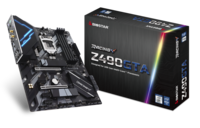 Z490GTA Intel Z490 gaming motherboard