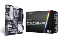 RACING Z490A-SILVER motherboard for gaming