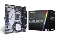 RACING Z490T-SILVER motherboard for gaming