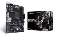 B550MH gaming motherboard