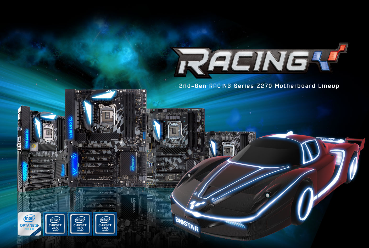 Z270gt4 Ver 5x Best Intel Motherboard For Desktop Pc Biostar Mashpedia Top Videos About List Of 7400 Series Integrated Circuits Beyond Better Racing To The Future