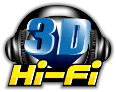 Hi-Fi 3D
