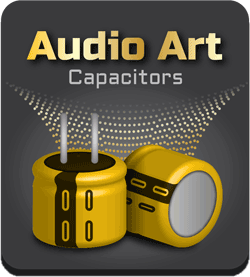 AudioArt  Capacitors
